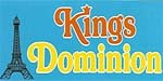 Kings Dominion's Past History!