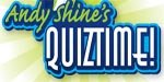 Andy Shine's Theme Park Quiz!