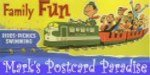 Old Frontierland/Disneyland Postcards!