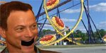 VOTE NOW: Sinise, Roller Coaster, Pasta!