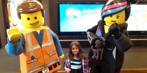 The Lego Movie Opens Today!