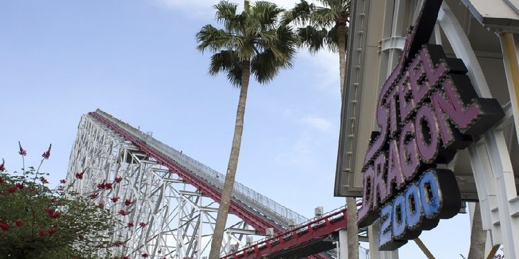 Report from Nagashima Spaland!
