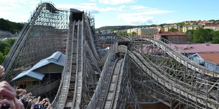 Great Report from Liseberg!