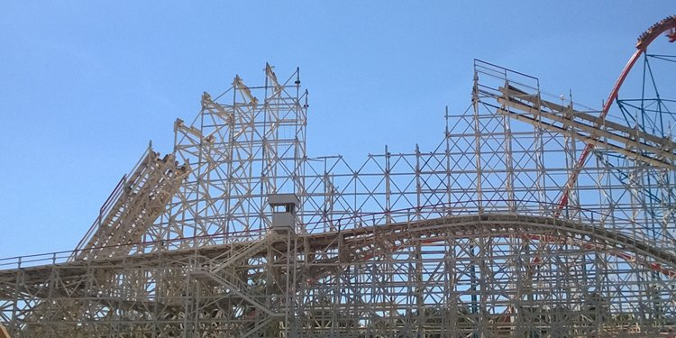Colossus Construction Update!