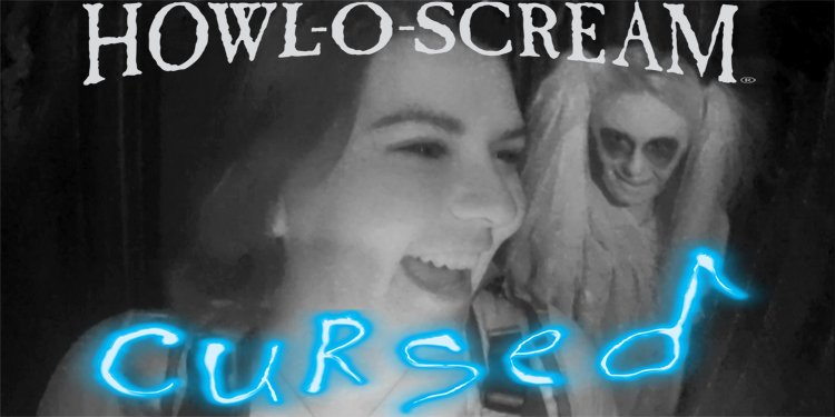 "Howl-O-Scream on ""Scream Cam!"""