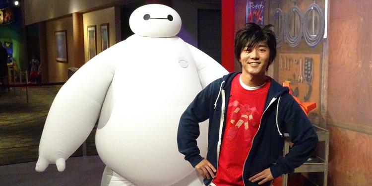 Big Hero 6 Meet & Greet!