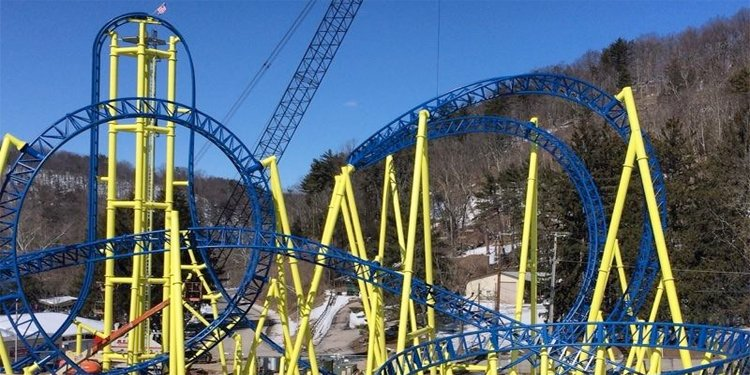Knoebels Tops Off Impulse!