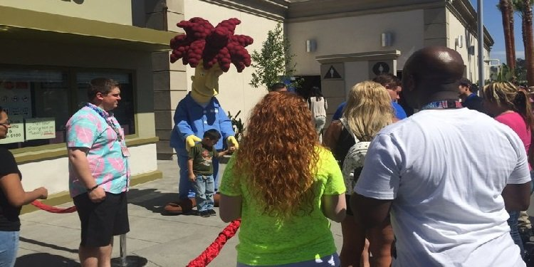 Springfield Opens at Universal Hollywood!