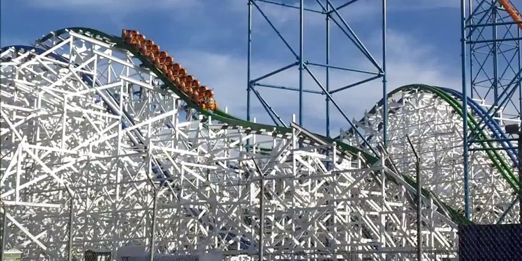 Twisted Colossus Testing Video!
