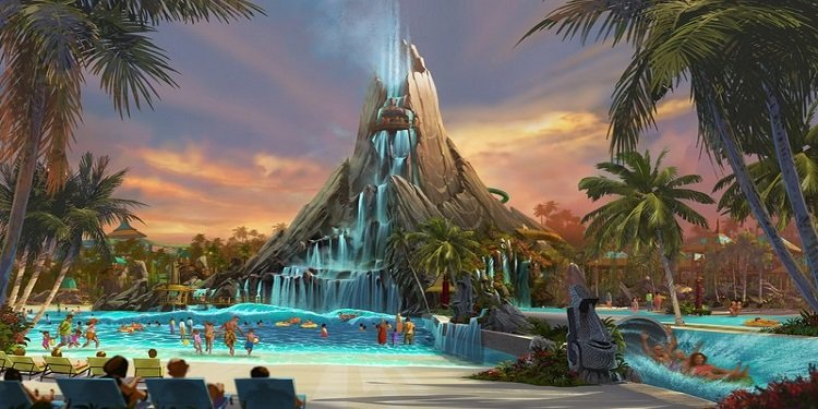Universal Announces Volcano Bay!