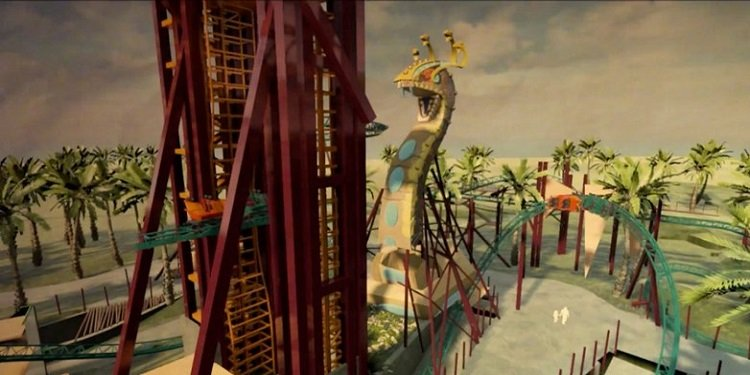 Cobra's Curse coming to Busch Gardens Tampa!