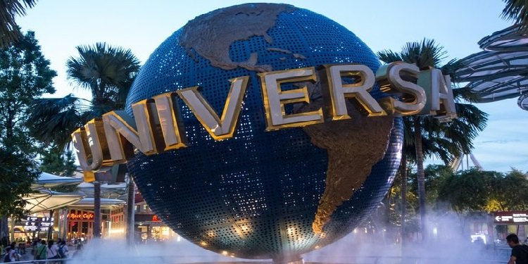 Great Photos from Universal Singapore!