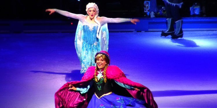 New Disney on Ice Show Report!