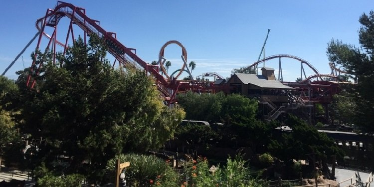 First-Time Trip to SoCal Theme Parks: Part 3!
