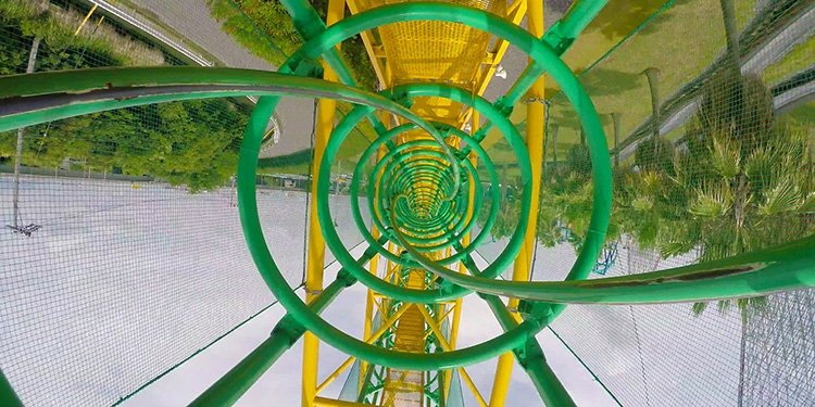 NEW 4K POV Video of Ultra Twister!
