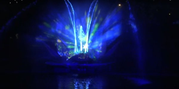 Disney's Animal Kingdom: Rivers of Light!