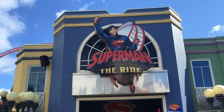 Superman VR Media Day Report!