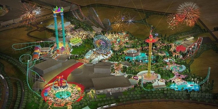 Ground Is Broken for Six Flags Dubai!