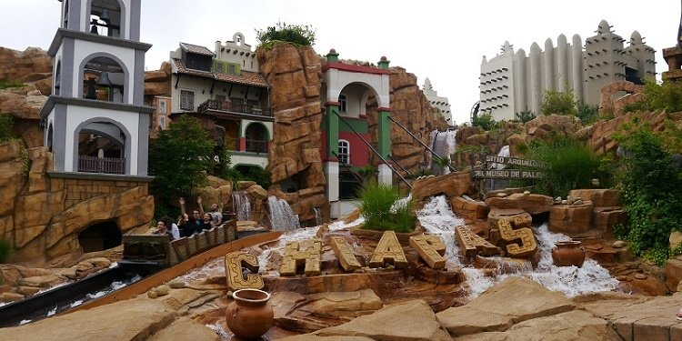 Chuck's Report from Europe: Phantasialand!