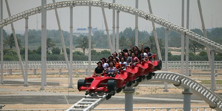 Trip Report from Ferrari World!