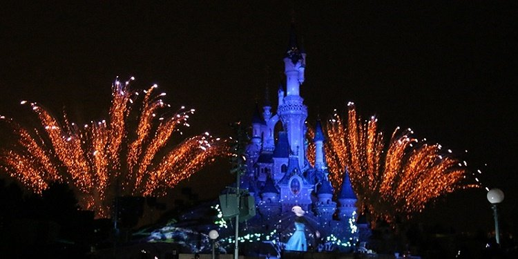 Aaron's Grand European Tour: Paris Disney!