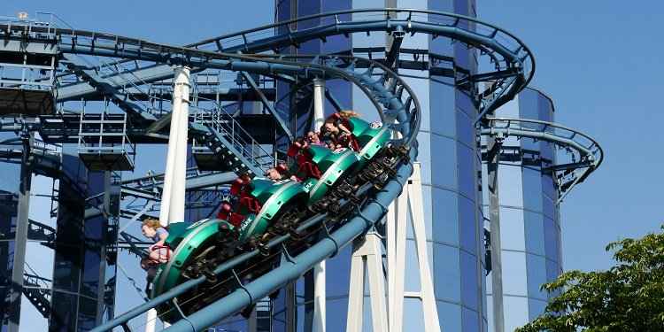 Chuck's Report from Europe: Europa Park!