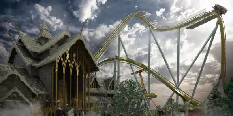 Valkyria & Loke Coming to Liseberg!