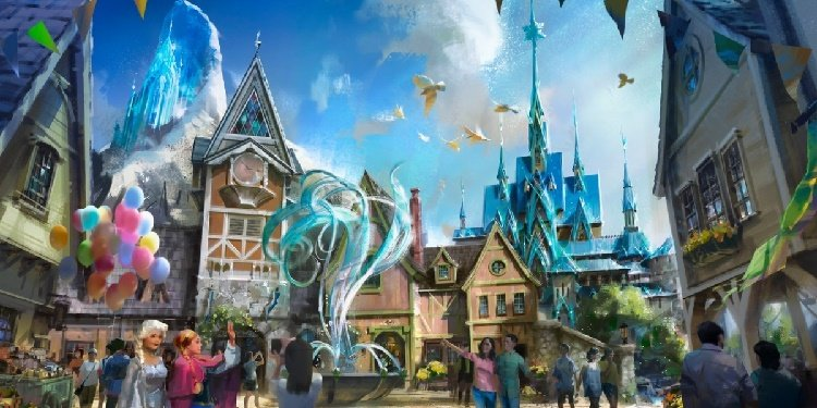 Expansion Plans for Hong Kong Disneyland!