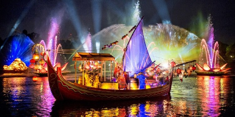 Rivers of Light to Open on February 17th!