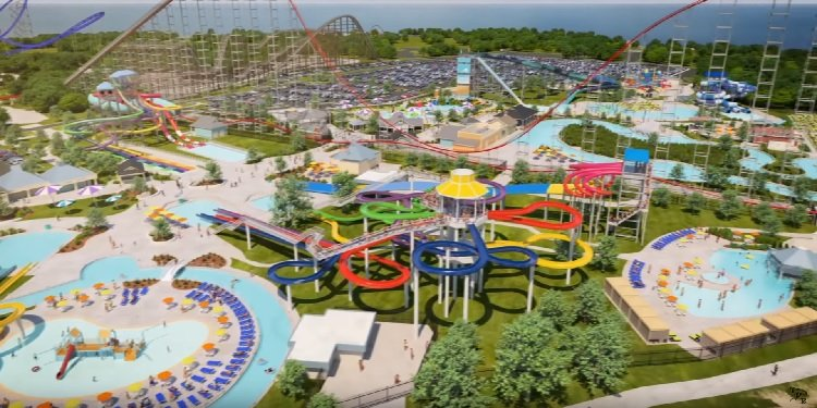 Cedar Point to Open New Waterpark May 27th!
