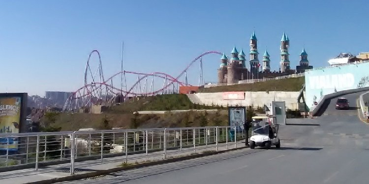 Trip Report from Vialand, Istanbul!