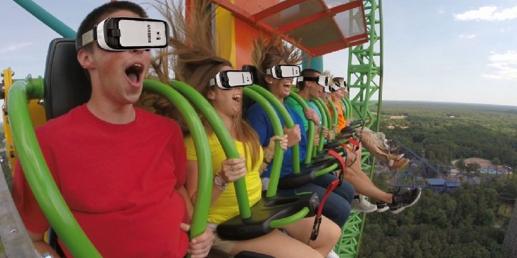 Tallest, Fastest VR Experience Coming to Great Adventure!