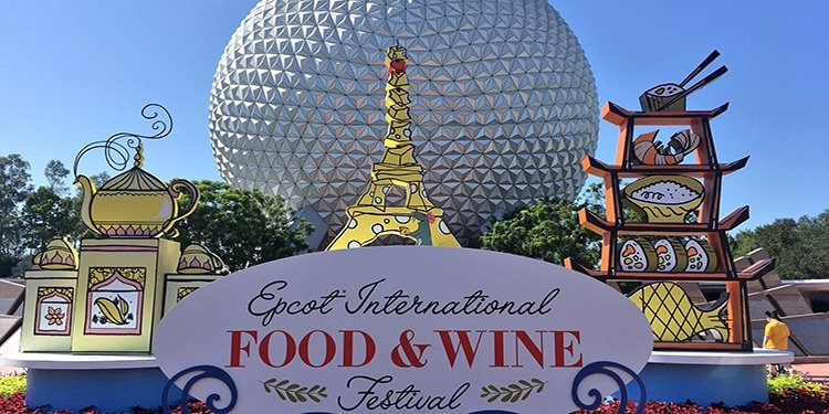 Epcot Food & Wine Festival Opening Day!