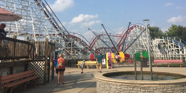 Trip Report from Stricker's Grove, Ohio!