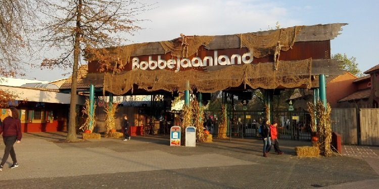 An Afternoon at Bobbejaanland!
