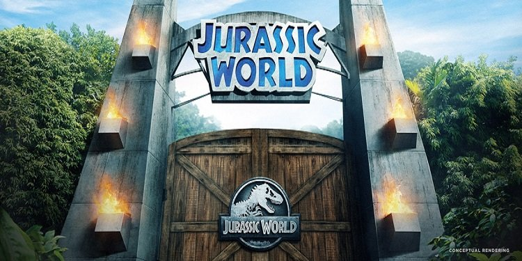 Jurassic World Coming to Universal Hollywood!