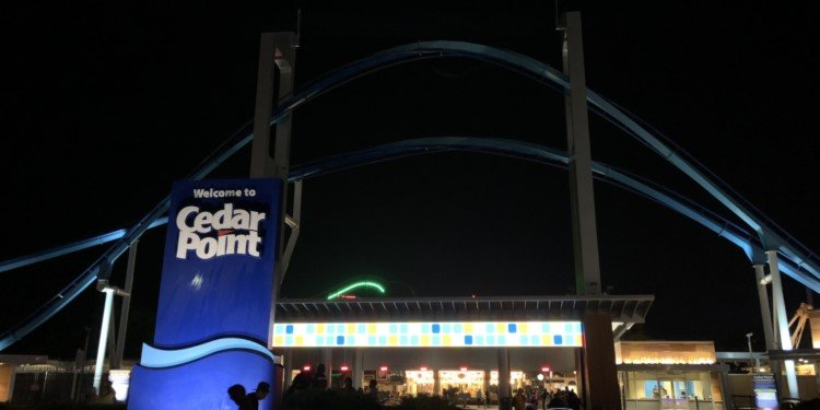 First-Time Visit to Cedar Point: Day 2!