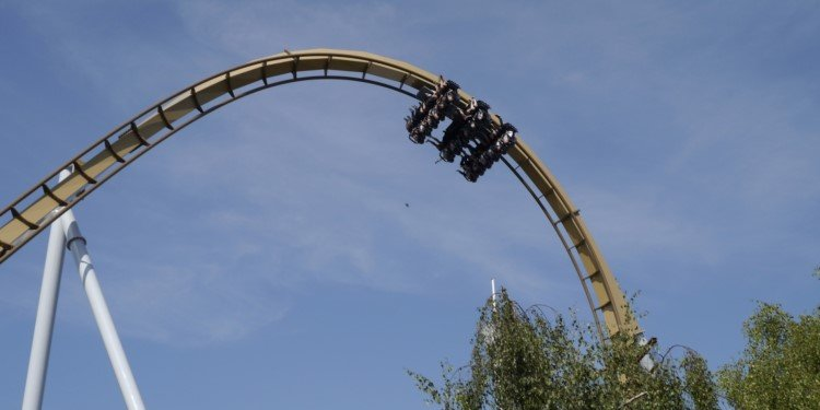 A Look at Liseberg's Valkyria!