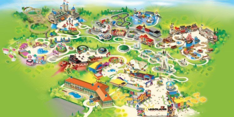 More Details About LEGOLAND New York!