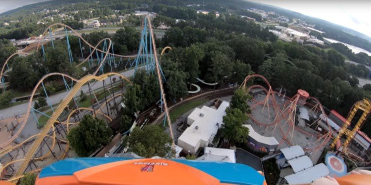 Multi-Angle POV Video of Goliath!
